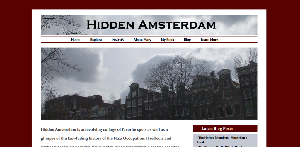 screenshot hidden amsterdam