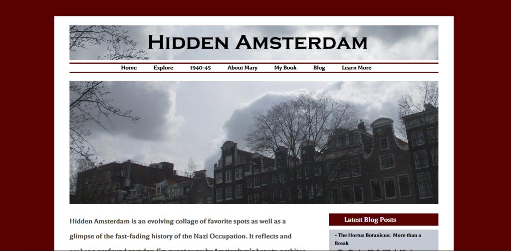 screenshot hidden amsterdam